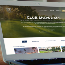 Branch Partners with Golf Life Navigators
